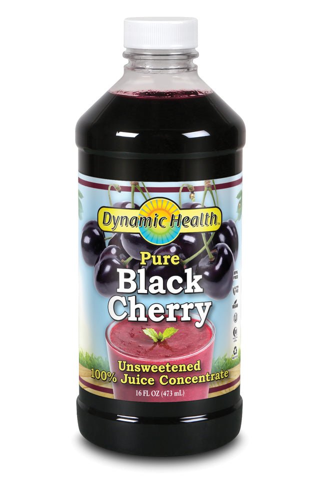Black Cherry Concentrate - 16-Fl-Oz-(473-mL)