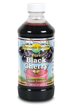 Black Cherry Concentrate - 8-Fl-Oz-(236-mL)