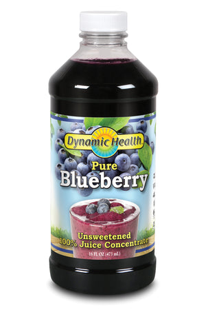 Blueberry Concentrate - 16-Fl-Oz-(473-mL)