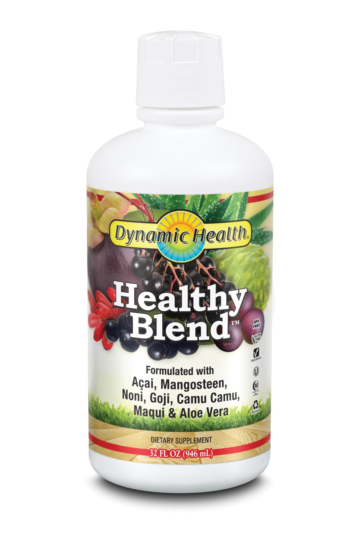 Healthy Blend - 32-Fl-Oz-(946-mL)