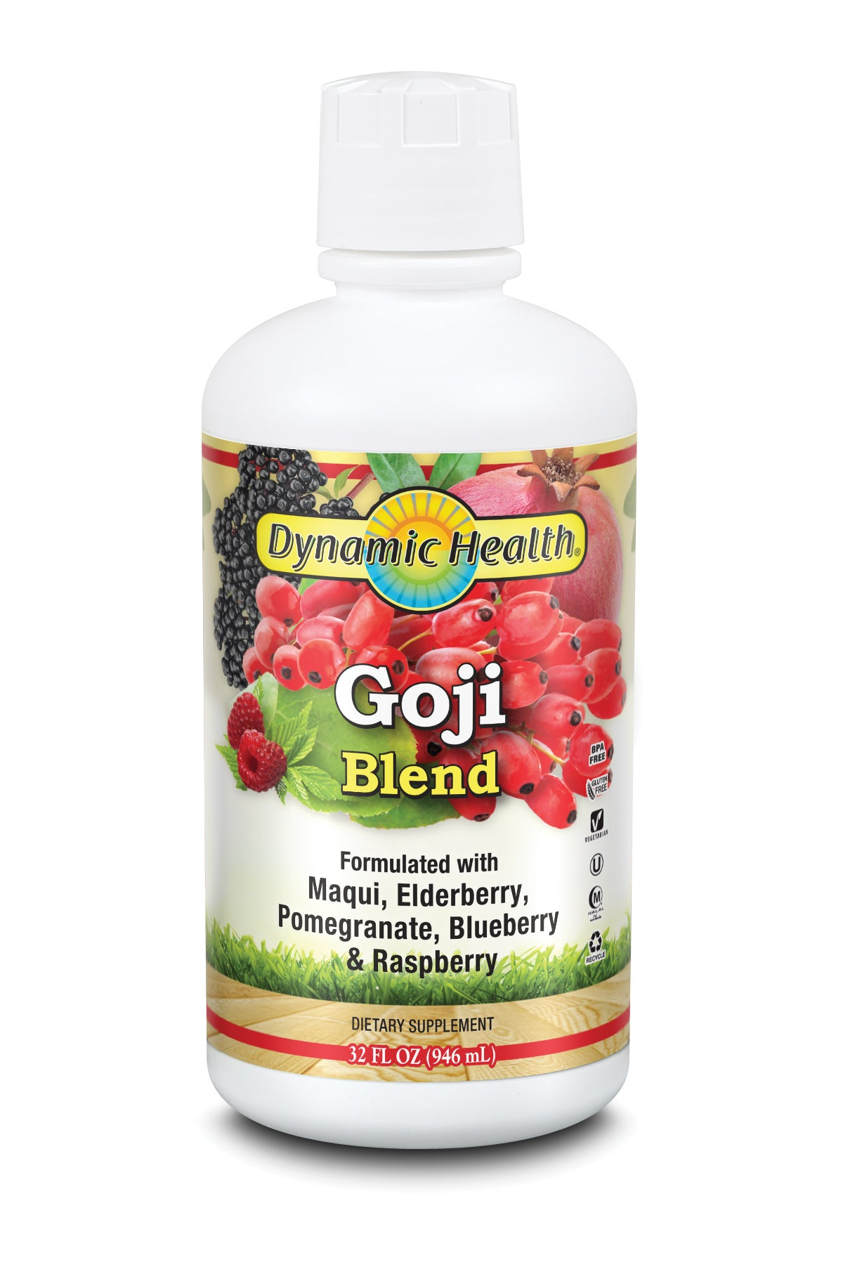 Goji Juice Blend - 32-Fl-Oz-(946-mL)