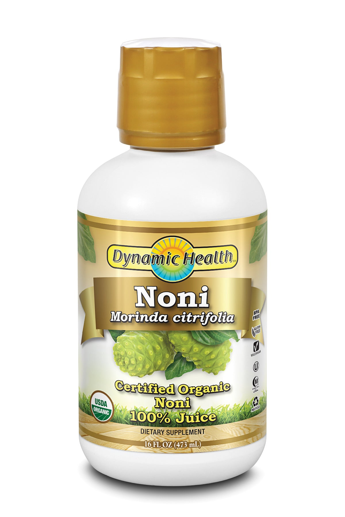 Noni Juice Tahitian - 16-Fl-Oz-(473-mL)