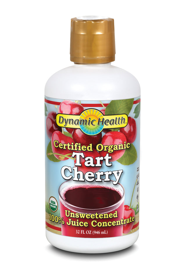 Tart Cherry Concentrate - 32-Fl-Oz-(946-mL)
