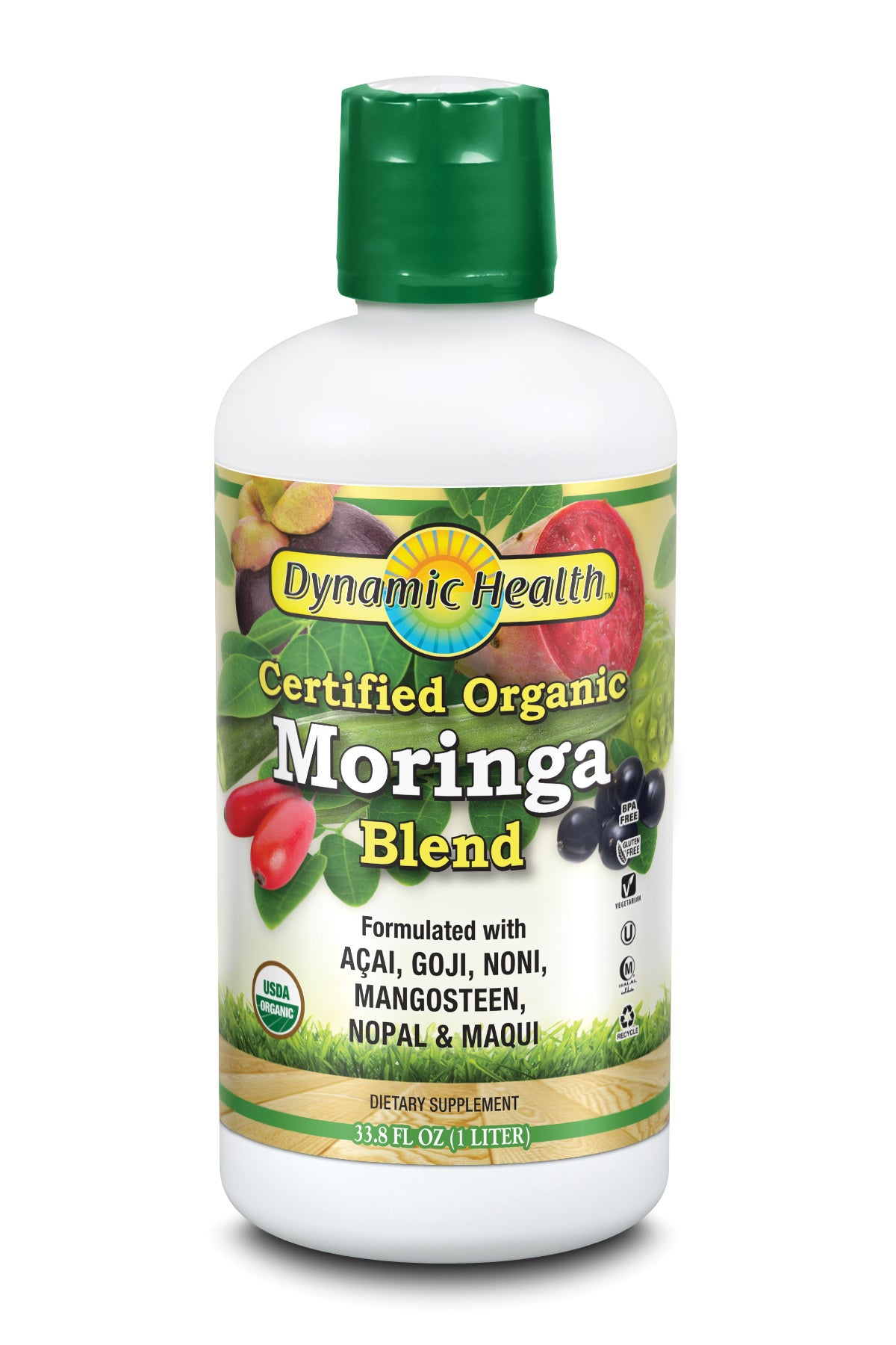 Moringa Juice - 33.8-Fl-Oz-(1000mL)