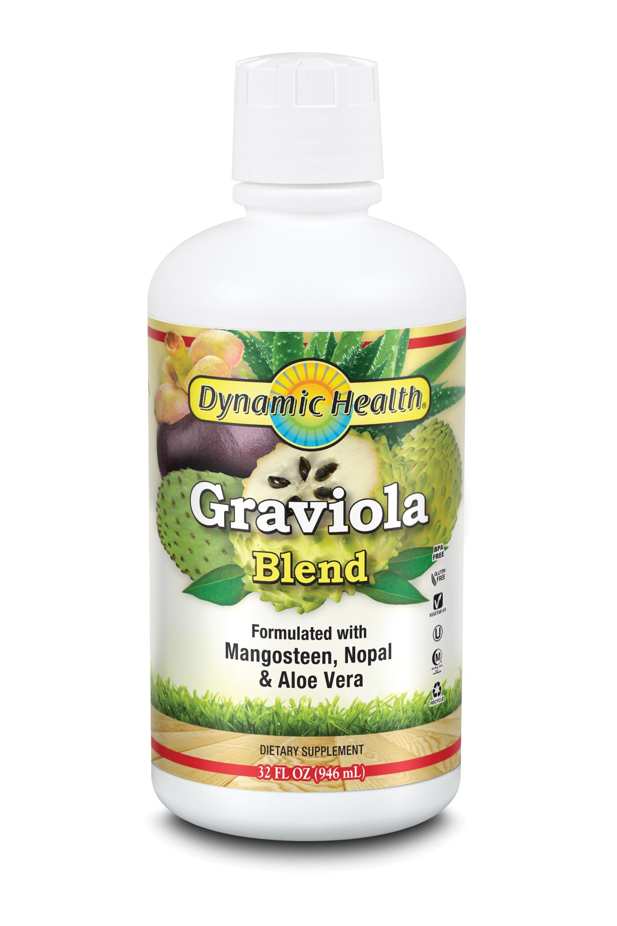 Graviola Juice Blend - 32-Fl-Oz-(946-mL)