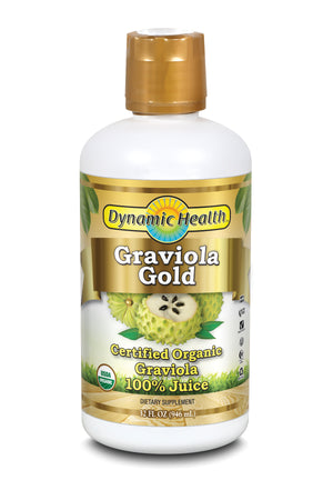 Graviola Gold - 32-Fl-Oz-(946-mL)
