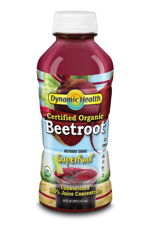 Beetroot Juice Concentrate - 16-Fl-Oz-(473-mL)
