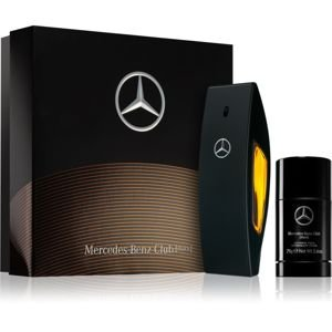 Mercedes Benz Club Black Estuche 100Ml + Desodorante Hombre  Edt