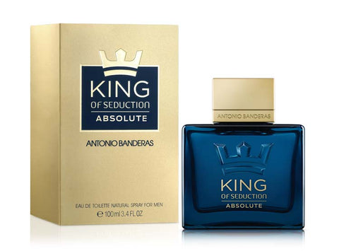King Absolute Antonio Banderas 100Ml Hombre  Edt