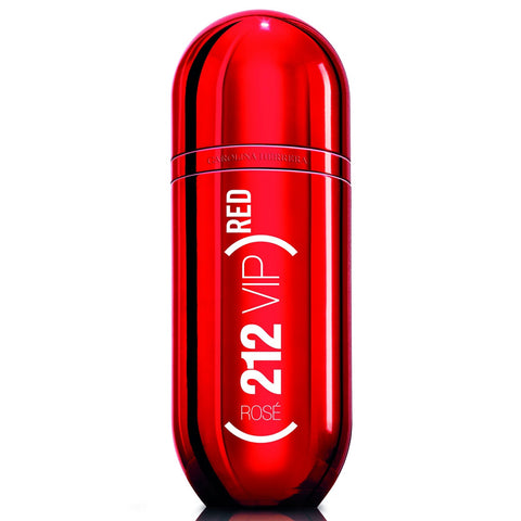 212 Vip Rose Red Carolina Herrera Tester 80Ml Mujer  Perfume