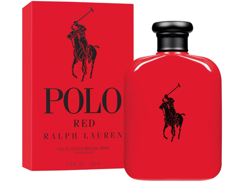 Polo Red Ralph Lauren 125Ml Hombre  Edt