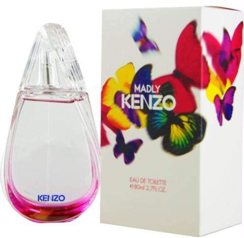 Madly Kenzo Edt 80Ml Mujer