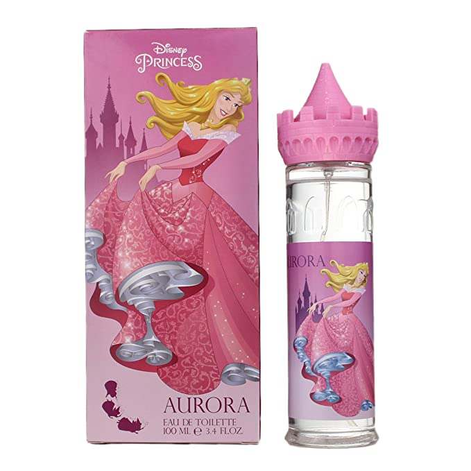 Disney Princess Aurora Castle 100Ml Mujer  Edt