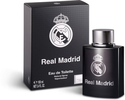 Black Real Madrid 100Ml Hombre  Edt