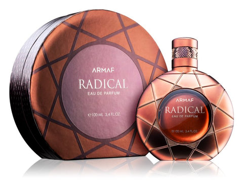 Armaf Radical Brown 100Ml Hombre  Edt