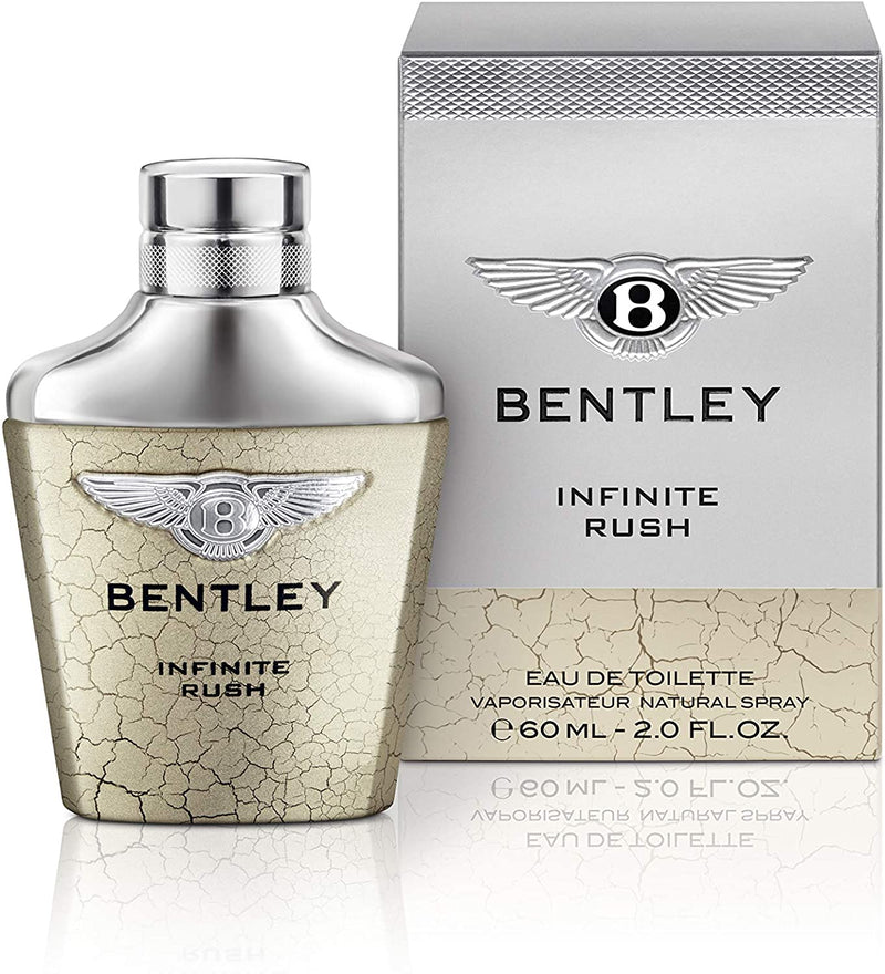 Infinity Rush Bentley 100Ml Hombre  Edt
