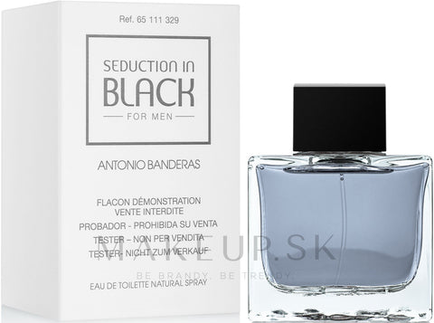 Ab Black Seduction 100Ml Hombre Tester