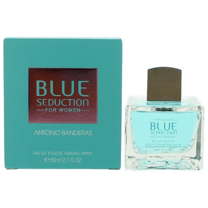 Blue Seduction Antonio Banderas 80Ml Mujer  Edt