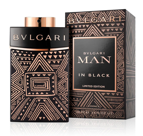 Man In Black Essence Bvlgari 100Ml Hombre  Edp