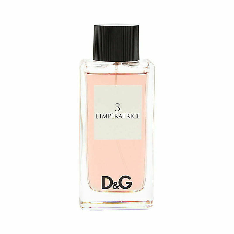 Limperatrice N 3 Dolce Gabbana Tester 100Ml Mujer  Edt