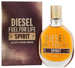 Fuel For Life Spirit Diesel 75Ml Hombre  Edt