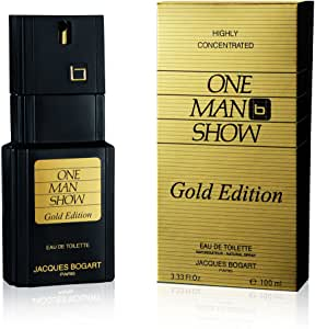 "Jaques Bogart ""One Man Show Gold"" 100Ml Hombre"
