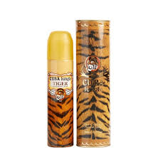 Jungle Tiger Cuba 100Ml Mujer  Edp