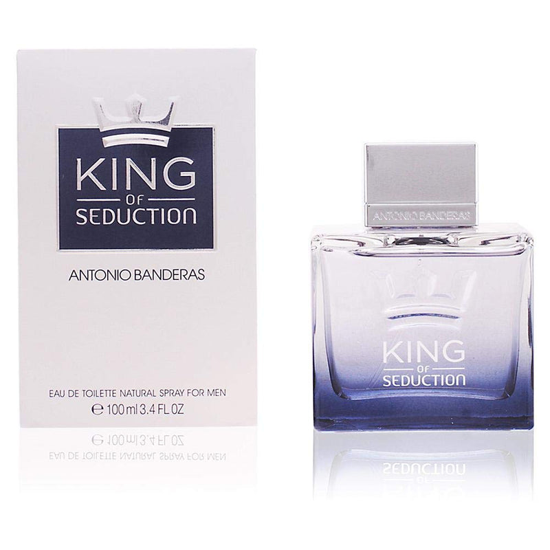 King Of Seduction Antonio Banderas 100Ml Hombre  Edt
