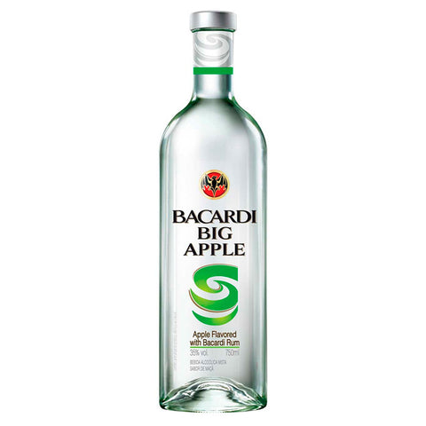 Ron Bacardi Manzana 750Ml