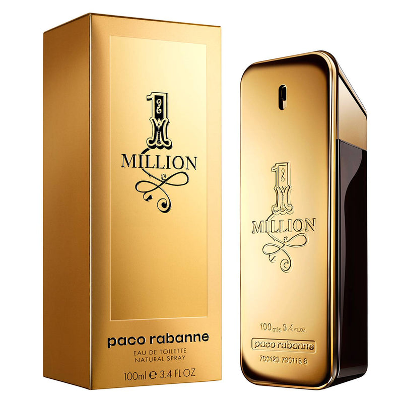 One Million Paco Rabanne 100Ml Hombre  Edt
