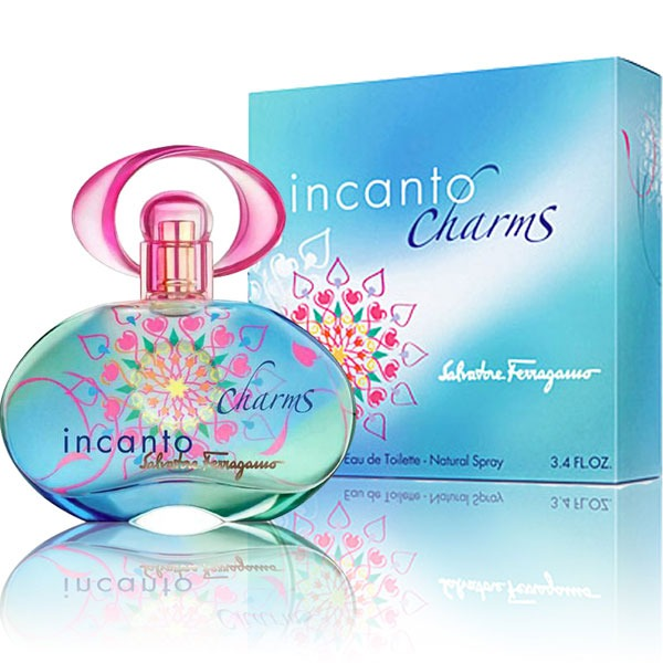 Salvatore Ferragamo Incanto Charms 100Ml Mujer