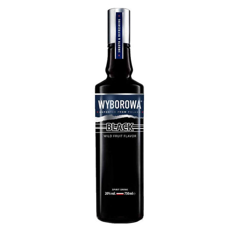 Vodka Black Wyborowa 750Ml