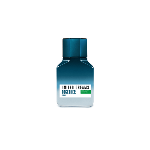 United Together Benetton Tester 100Ml Hombre  Agua De Tocador