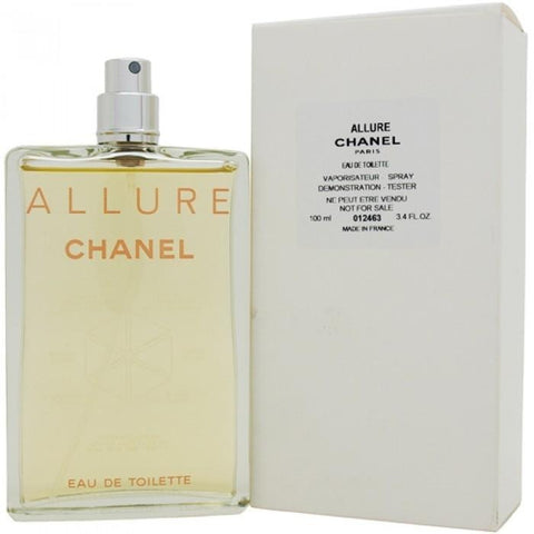 Allure Chanel Tester 100Ml Mujer  Edt