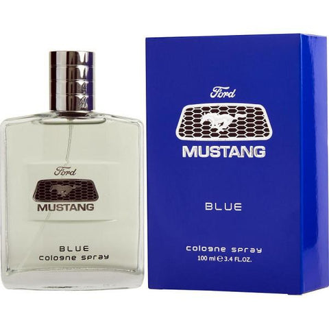 Blue Cologne Mustang 100Ml Hombre  Edt