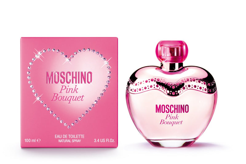 Pink Bouquet Moschino 100Ml Mujer  Edt