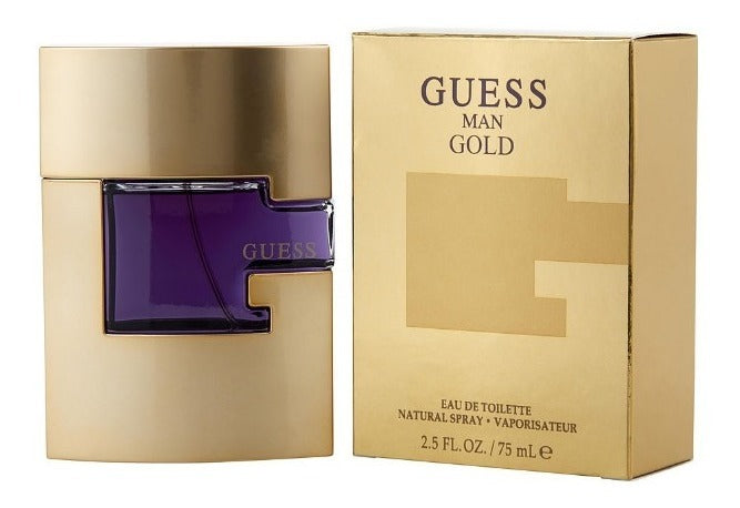Guess Man Gold 75Ml Hombre  Edt