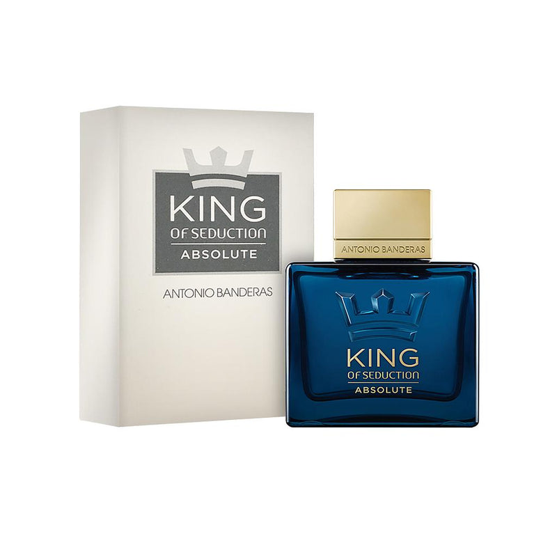 Antonio Bandera King Of Seduction Absolute 80Ml Hombre Tester  Edt