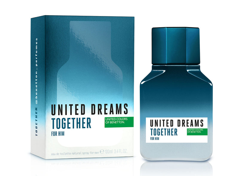 Together Benetton 100Ml Hombre Edt