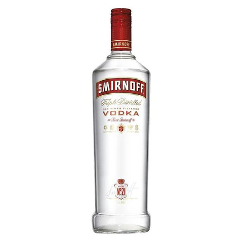 Vodka Smirnoff Red 1Lt