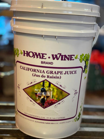Cabernet Sauvignon Grape Juice