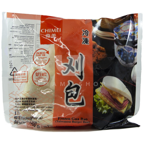 Chimei Steamed Bun 10Pcs