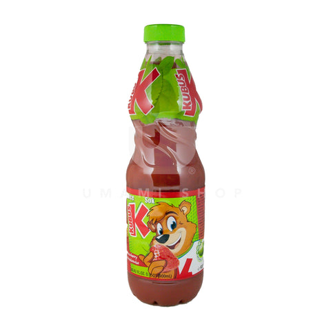 Banana - Strawberry Juice