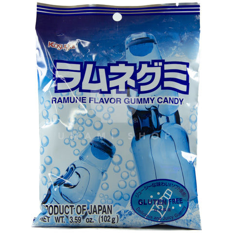 Ramune Gummy Candy