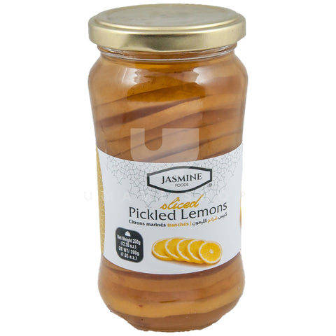 Pickled Lemon Slices