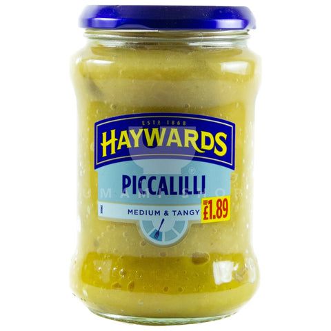 Piccalilli Medium & Tangy