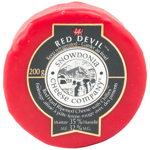 Red Devil Chili/Pepper Cheese
