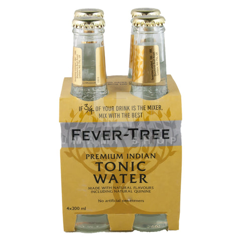 Tonic Water Indian 4Pack