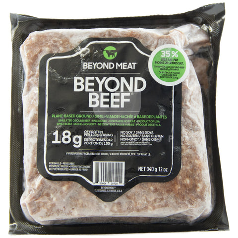 Beyond Beef Plant Based