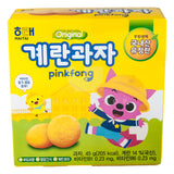 Pinkfong Egg Cookies